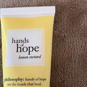 Philosophy Other - Philosophy hands of hope